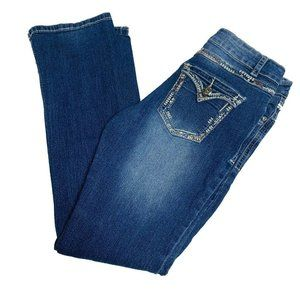 Revolt Jeans Womens Size 6 with Pockets Mid Rise B